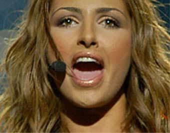 Елена Папаризу, фото с официального сайта ''Евровидения''
