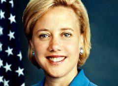 Сенатор Мэри Ландрю, автор резолюции, фото с официального сайта