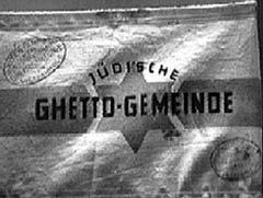 Обязательный знак для населения еврейского гетто, фото с сайта www.fact400.ru