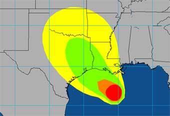 Нью-Орлеан эвакуируют в ближайшее время.
