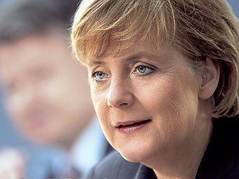 Ангела Меркель. Фото с сайта cdu.de