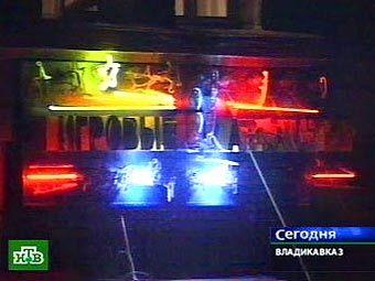 Зал игровых автоматов, в котором произошел взрыв. Кадр телеканала НТВ