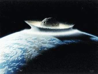 Астероид с доставкой на дом