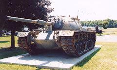 Танк М48А5. Фото с сайта battletanks.com