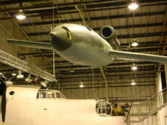 Ракета V1. Фото с сайта richard-seaman.com