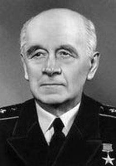 Адмирал Аксель Берг. Фото с сайта mpei.ru