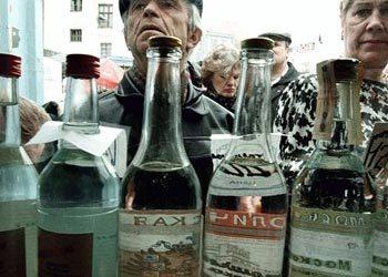 Кризис производства крепкого алкоголя в Алтайском крае.