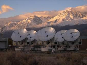 Телескопы для исследования темной энергии. Фото с сайта news.uchicago.edu.