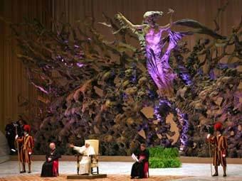 общая аудиенция в Зале Павла VI