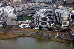 Отель Watergate. Фото с сайта wikipedia.org