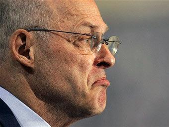Генри Полсон, министр финансов, бывший глава Голдман Сакс