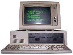 Персональный компьютер конца прошлого века. Фото с сайта wikimedia.org