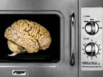 Микроволновка для мозгов