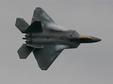 Истребитель F-22 Raptor. Фото AFP.