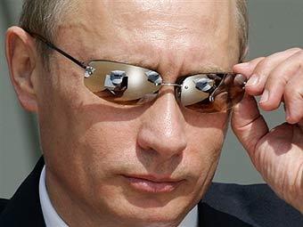 Владимир Путин. Архивное фото AFP