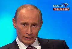 Владимир Путин: Хорошо, что он хочет служить, это очень правильно, молодец.