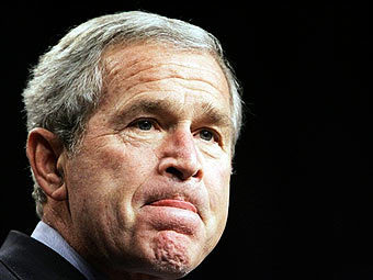 Джордж Буш. Архивное фото ©AFP