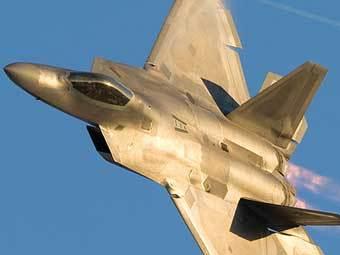 Туманные перспективы американского истребителя F-22 Raptor
