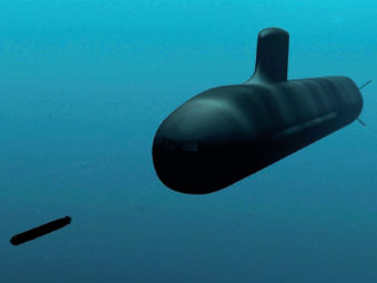 АПЛ Barracuda. Изображение DCNS.