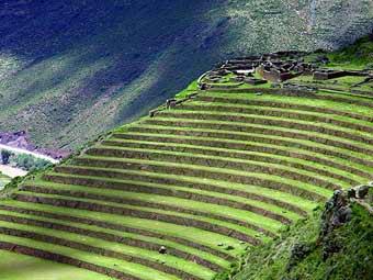Полезное потепление в Андах