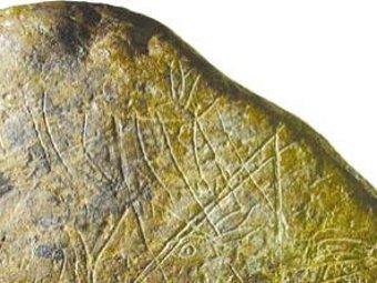 доисторическая карта