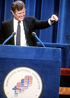 Эдвард Кеннеди, 1980 год. Фото из архива (с)AFP