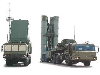 """С-400 """"Триумф"""". Изображение с сайта www.ausairpower.net"""