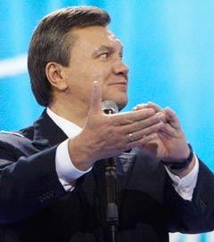 Виктор Янукович. Фото Ярослава Дебелого для