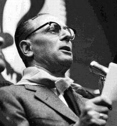 Энрико Маттеи, 1940 год