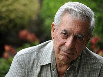 Марио Варгас Льоса. Фото ©AFP