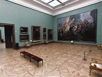 Третьяковская Галерея. Изображение с сервиса Google Art Project