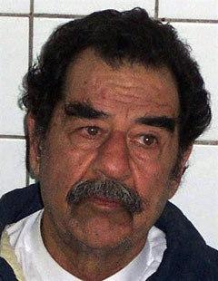 Саддам Хуссейн. Фото (c)AFP
