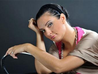 Елена Ваенга. Фото С. Жукова с официального сайта певицы