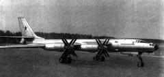 Ту-119. Фото с сайта airwar.ru
