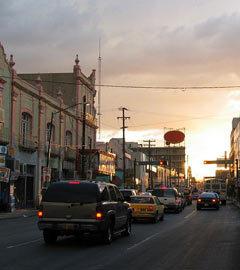 Сьюдад-Хуарес. Фото с сайта trekearth.com
