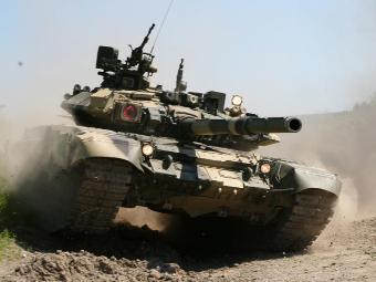 ...на Т-90 приехать, но тогда за дороги Истры я...