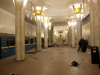 Теракт в Белоруссии