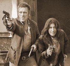 Хаус и Кадди против боливийцев