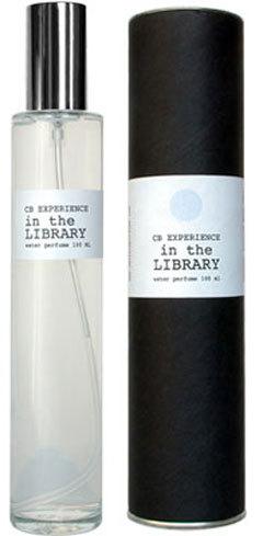 Коллекция ароматов с запахом старых книг. Фрагмет изображения с сайта www.af.attachmail.ru