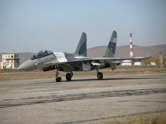 Су-35. Фото с сайта knaapo.ru