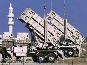 PAC-3 Patriot на испытаниях в Турции. Фото Hurriet Daily News