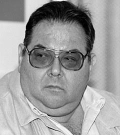 Николай Петров в 2003 году. Фото РИА Новости, Игорь Михалев