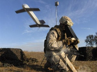 UAV Switchblade.  Foto © AP