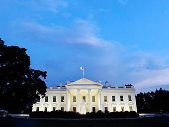 Белый дом, Вашингтон. Фото ©AP