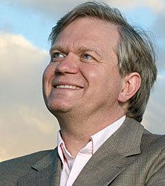 Брайан Шмидт. Фото с сайта nobelprize.org