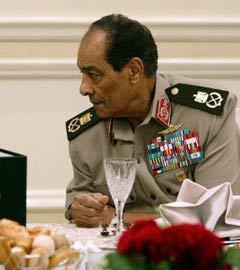 Хусейн Тантави. Фото (c)AFP