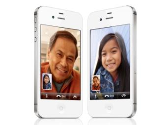iPhone 4S, изображение с сайта Apple