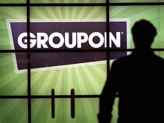 акции Groupon резко упали
