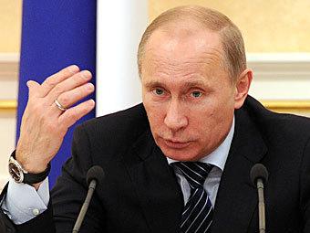 Владимир Путин. Фото ИТАР-ТАСС, Артем Коротаев