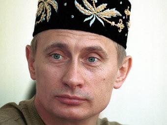Владимир Путин во время национального праздника Сабантуй в Казани. Фото ИТАР-ТАСС, Сергей Величкин и Владимир Родионов